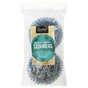 Essential Everyday Scourers, Steel Mesh
