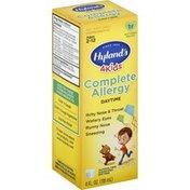 Hyland's Complete Allergy, Daytime