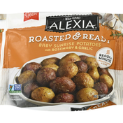Alexia Potatoes with Rosemary & Garlic, Baby Sunrise, Roasted & Ready