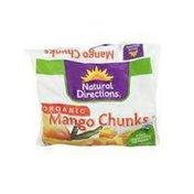 Natural Directions Organic Mango Chunks