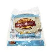 Maria & Ricardo's Fiber Rich Wheat Tortillas Fajita Size