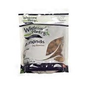 Wholesome Pantry Organic Dry Roasted Salt Free Almonds