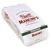Mancinis Bread, Homemade, Hearth Baked