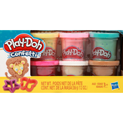 Play-Doh Modeling Compound, Confetti