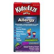 Kids-Eeze Grape Flavor Allergy Soft Chews