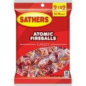 Sathers Atomic Fireballs Candy