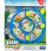 Fisher-Price World of Animals See N' Say, 1-1/2-5