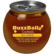 BuzzBallz Tea-Licious Cocktails