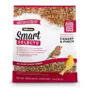 ZuPreem Diet Smart Selects Premium Daily Nutrition for Birds Canary & Finch