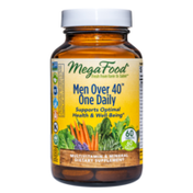 MegaFood Men Over 40™ One Daily