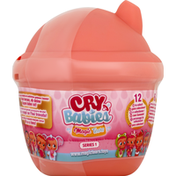 Magic Tears Toy, Cry Babies Magic Treats, Series 1
