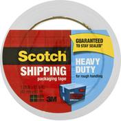 Scotch Packaging Tape, Shipping, Heavy Duty