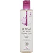 DERMA E Antioxidant Cleanser, Skin Firming