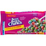 Malt-O-Meal Berry Bunch Crunch Cereal