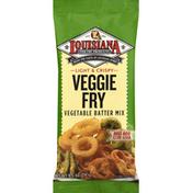 Louisiana Fish Fry Products Veggie Fry, Light & Crispy
