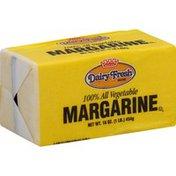 Dairy Fresh Margarine, 100% All Vegetable