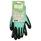 Mud Gloves, Stretch, Turquoise, M/L