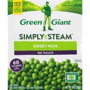 Green Giant No Sauce Sweet Peas