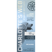 Charlotte's Web Charlottes Web Hemp Extract, for Adult Dogs