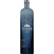 Belvedere Vodka, Unfiltered Polish, Lake