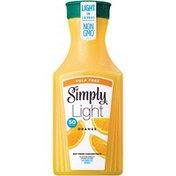 Simply Light Orange Pulp Free Orange Juice, Non-Gmo