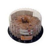 PICS Cranberry Orange Cream Cake