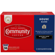 Community Coffee House Blend Coffee Pods for Keurig K-cups