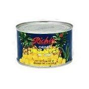 Richin Pineapple Chunks In Syrup
