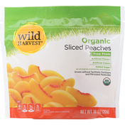 Wild Harvest Peaches, Sliced