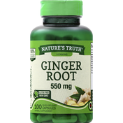 Nature's Truth Ginger Root
