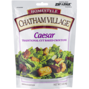 Chatham Village Caesar Traditional Cut Baked Croutons