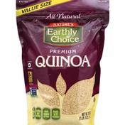 Nature's Earthly Choice Quinoa, Premium, Value Size