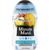 Minute Maid Flavored Water Enhancer, Mango Tropical