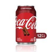 Coca-Cola Cinnamon, Cinnamon Flavored Coke Soda Pop Soft Drink, Fridge Pack