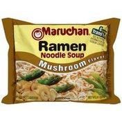Maruchan Ramen Noodle Soup, Mushroom Flavor