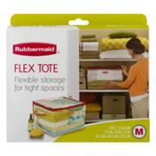 Rubbermaid Flex Tote