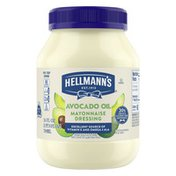 Hellmann's Mayonnaise Dressing Avocado Oil With A Hint Of Lime