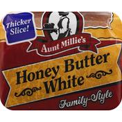Aunt Millie's Bread, White, Honey Butter, Family Style