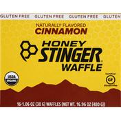 Honey Stinger Waffle, Cinnamon