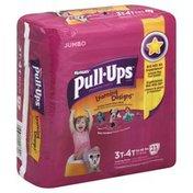 Huggies Pull-Ups Learning Designs Disney Training Pants Size 3T-4T - 23 CT
