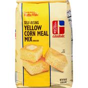 Gladiola Corn Meal Mix, Yellow, Self-Rising