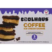Coolhaus Ice Cream Sammies, Coffee
