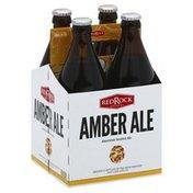 Red Rock Brewery Beer, Amber Ale
