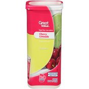 Great Value Cherry Limeade Drink Mix