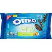 Oreo Pistachio Thins Chocolate Sandwich Cookies