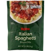 Hy-Vee Italian Spaghetti Sauce Mix