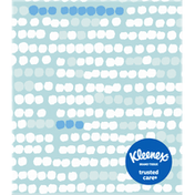 Kleenex Trusted Care Everyday Facial Tissues Cube Box