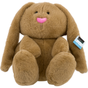 Smart Living Bunny Plush, Ages 3+, Card