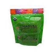 Wedderspoon Variety Pack Manuka Honey Pops