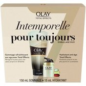 Olay Total Effects Cleanser & Moisturizer